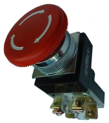 Emergency Lock red25mm
