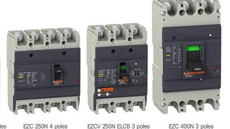 EZC100B-EZC100F-EZC100N-EZC250F-AptomatMCCB-Schneider